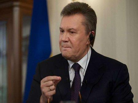 Янукович стверджує, що не давав наказу стріляти