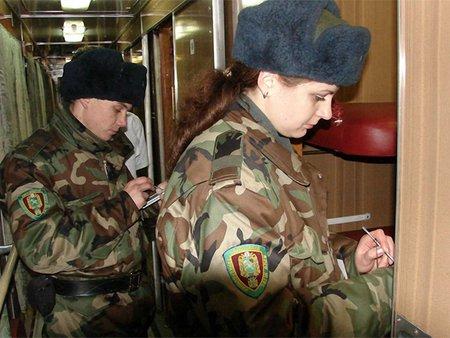 На кордоні затримали росіянина з боєприпасами