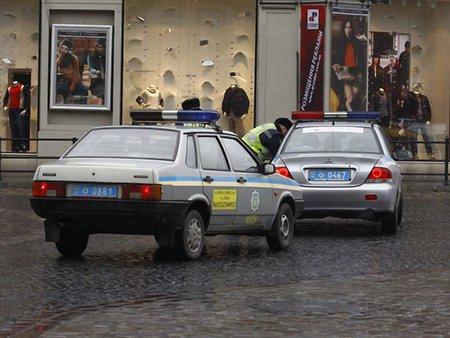 У Львові вдвічі зменшилась кількість патрульних екіпажів ДАІ