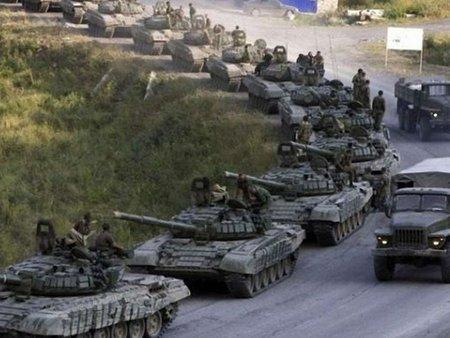 Ситуація на кордоні з Росією залишається напруженою, – Турчинов