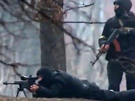 Затримали 9 снайперів «Беркуту» за вбивства майданівців