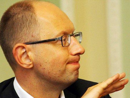 Яценюк призупинив членство в «Батьківщині»