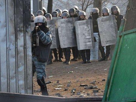 У справі розстрілу майданівців затримали 12 «беркутівців»