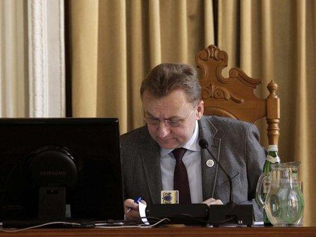 Торік мер Львова заробив 79 тис. грн (декларація)