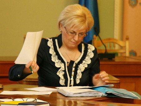 Голова ЛОДА Ірина Сех працює без зарплати і трудової книжки