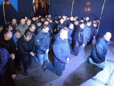 Прокуратура перевіряє причетність львівського «Беркуту» до подій у Києві