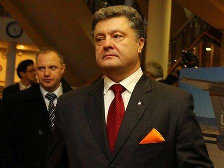 Порошенко вимагає подати на «Газпром» до Стокгольмського суду
