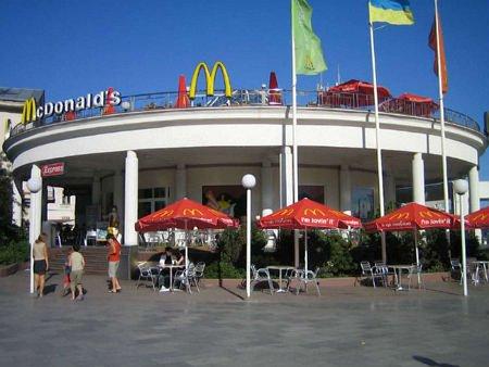 McDonald's зупинив роботу ресторанів у Криму