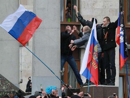 У Донецьку студента засудили на 2 роки за зміну прапора над мерією
