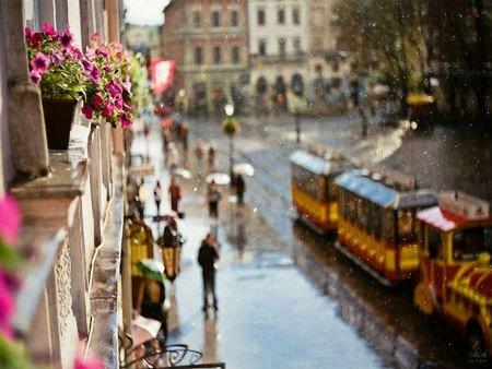 В Україну повертається тепла погода, але з дощами