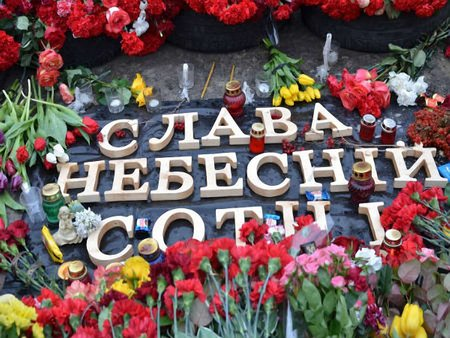 Львівські музиканти записали пісню, присвячену Героям Майдану