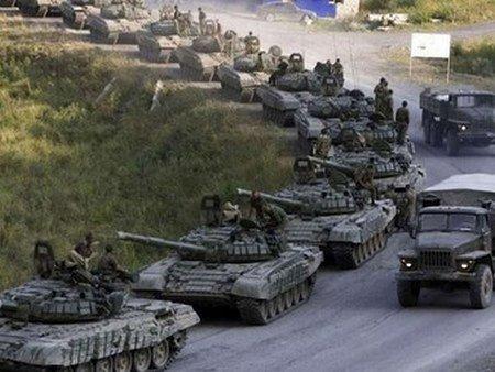 На кордонах з Україною перебуває до 15 тис. російських військових