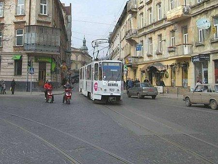 У Львові визначили перехрестя з найзабрудненішим повітрям