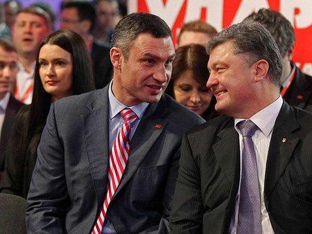 УДАР іде на київські вибори разом з партією Порошенка