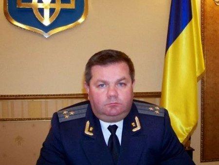 Вінничанин став прокурором Західного регіону у воєнній сфері