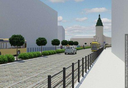 На озеленення Городоцької біля церкви Анни треба 160 тис. грн