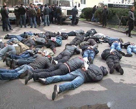 МВС розпочало у Харкові антитерористичну операцію