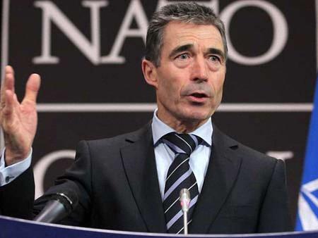 НАТО закликає Росію відвести війська від України