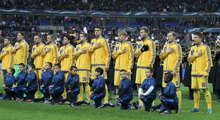 Наступний матч збірна України проведе аж у вересні
