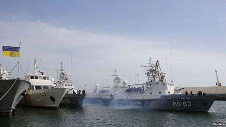 Росія погодилася віддати українські кораблі і літаки з Криму