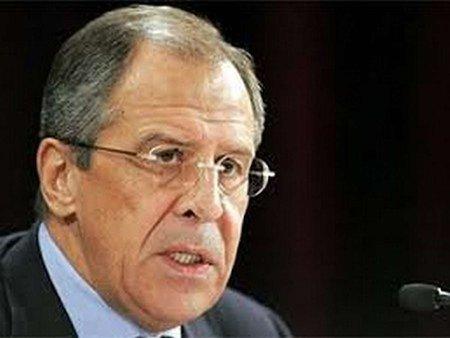 МЗС РФ: На переговорах щодо України мають бути представники сходу