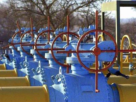 Україна призупинила закачування російського газу