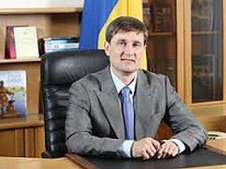 Голова Донецької облради подав у відставку
