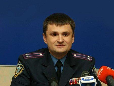 Зюбаненко запросив самооборону на роботу в міліцію Львова