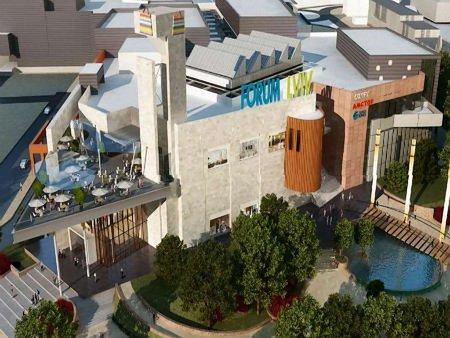 У 2015 році у Львові відкриється торговий центр «третього покоління»
