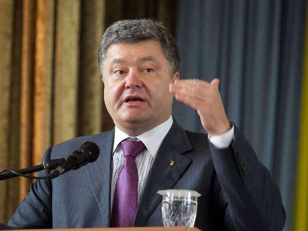 Порошенко каже, що про перенесення виборів не може бути й мови