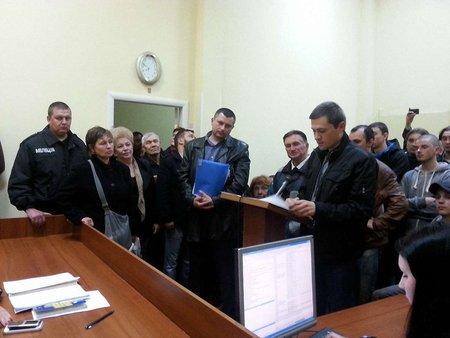 Суд заборонив проросійські акції у Харкові