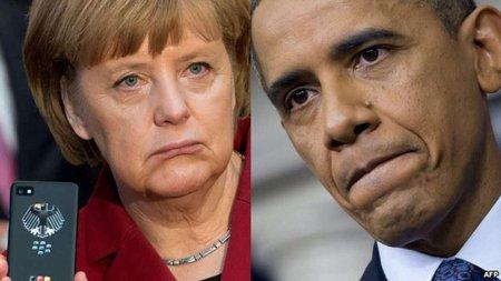 Обама знову говорив з Меркель про Україну