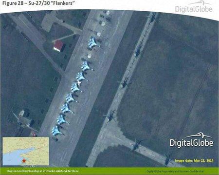 У НАТО підтвердили достовірність супутникових фото