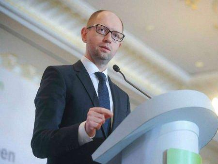 Яценюк у Донецьку пообіцяв закон про місцевий референдум