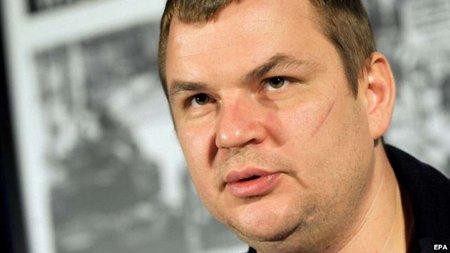 Дмитро Булатов покинув АвтоМайдан через конфлікт