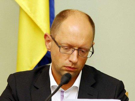 Яценюк переконаний, що Крим звільнять, але не скоро