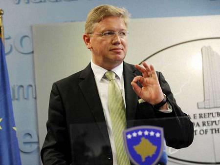 Фюле переконаний, що Україні не можна відмовляти у членстві в ЄС