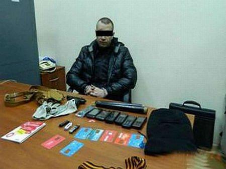 СБУ затримала завербованого спецслужбами РФ українця за масові заворушення