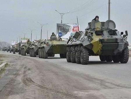 Україна привела війська у повну бойову готовність