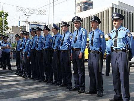 Рада ЄС допоможе реформувати українську міліцію