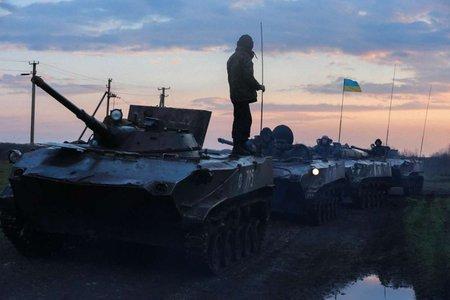 У Донецькій області вночі почалася антитерористична операція