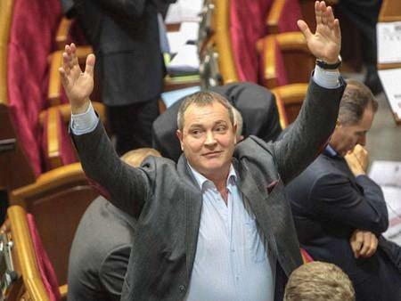 ВР позбавила Колесніченка депутатського мандата