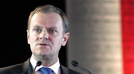 Туск підтримує ідею Турчинова щодо референдуму