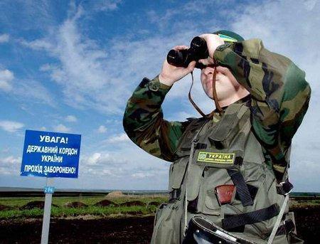 ДПС України затримує російських журналістів-порушників