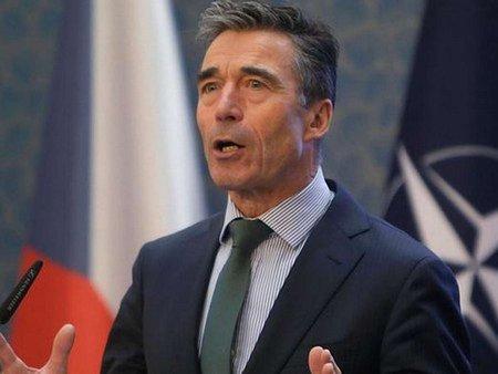 Генсек НАТО: Причетність РФ до подій на сході України є очевидною