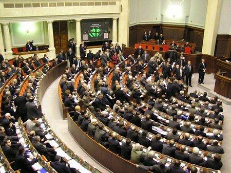 ВР проголосувала за фінансову самостійність Криму