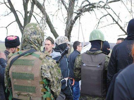 У Краматорську поранено українського військового (відео)