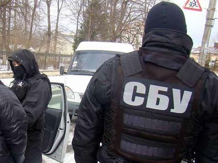 СБУ затримала одного з організаторів заворушень у Луганську