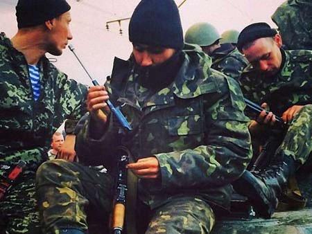 Десантників, які здали зброю, судитимуть (відео)