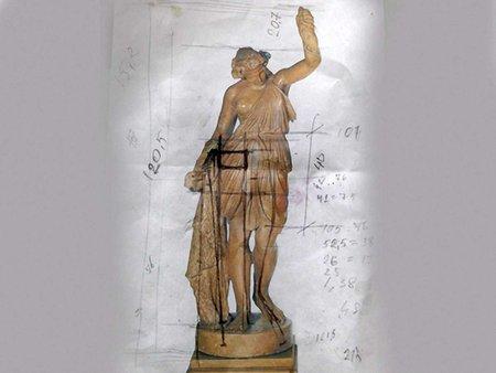 У Львові знайшли скульптуру з Франції, що прикрашала місто у XIX ст.